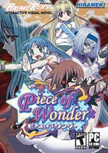 Piece of Wonder [ENG]
