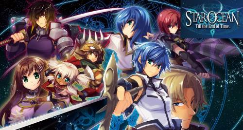 Star Ocean 3: Till The End Of Time (JRPG, PC, ENG) - купить, скачать