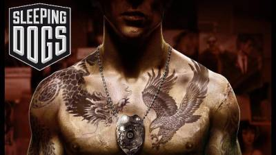Sleeping Dogs - Limited Edition (2012) - 2 DVD - купить игру
