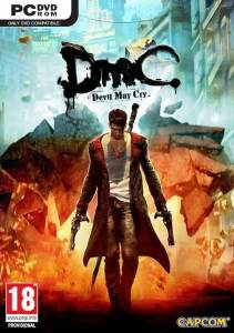 ������ ���� Devil May Cry 2012