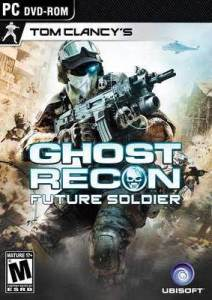 ������ �� DVD ��� ������� ���� Tom Clancy's Ghost Recon Future Soldier