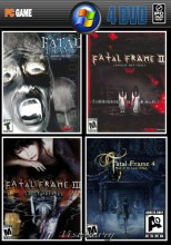 Купить Fatal Frame 1-4 PC-Version (для компьютера)