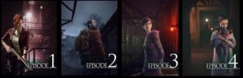 Купить игру Resident Evil Revelations 2: Episode 1 - 4 [v 4.0] (2015) - 2 DVD