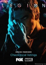Купить сериал Легион (Marvel Comics) (2 DVD)